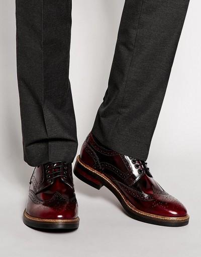 Zapatos Oxford de Base London