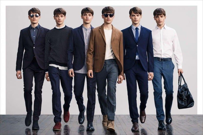 H&M buelta al trabajo otoño 2015