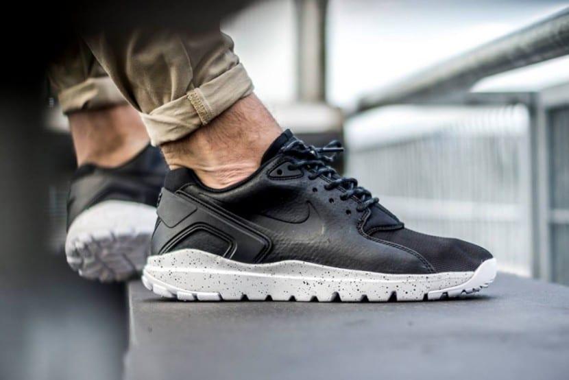 promo code 479e3 b05d3 Nike otoño 2015 deportivas en negro ...