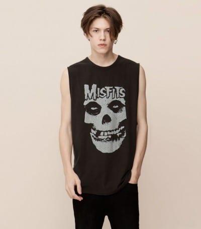Camiseta de Misfits