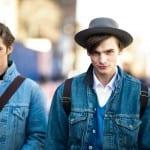 moda en la calle, cazadora denim (3)