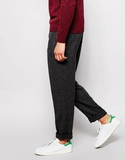 Pantalón de lana ASOS