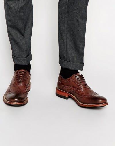 Zapatos Oxford de Ted Baker
