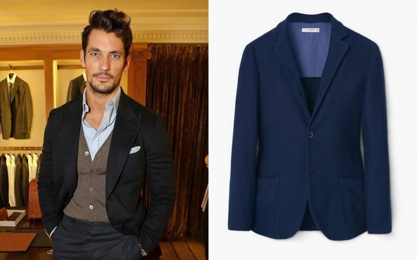 Consigue el look de David Gandy