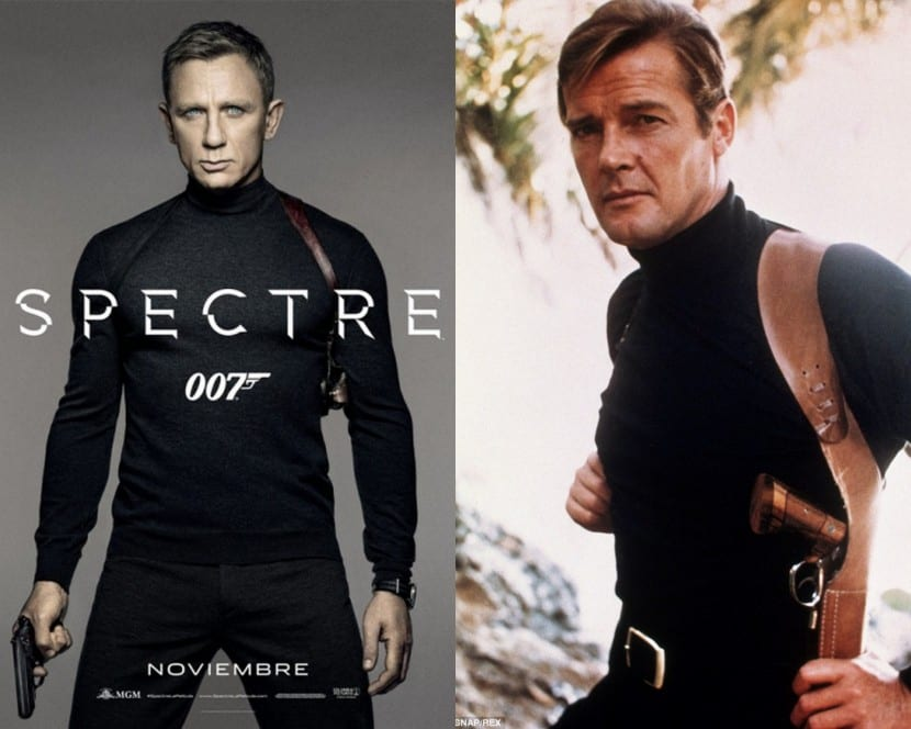 Daniel Craig, un James Bond que viste de Tom Ford