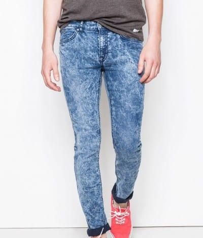 Acid Wash jeans de Springfield