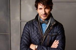 chaqueta guateada otoño 2015