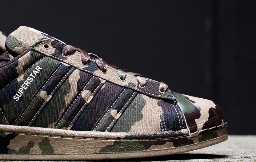 adidas superstar camuflaje zapatillas