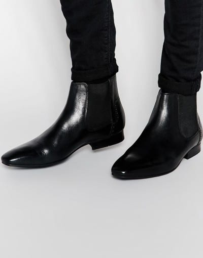 Botas Chelsea Hicks de H by Hudson