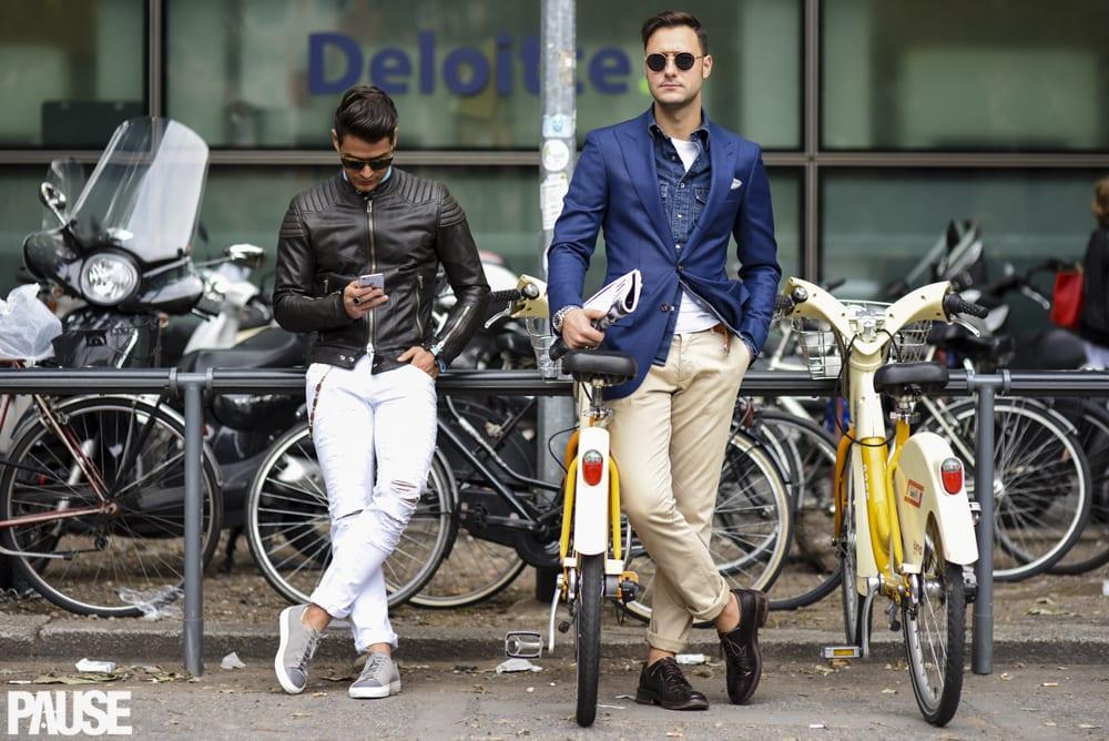 moda en la calle, chaquetas de otoño (4)