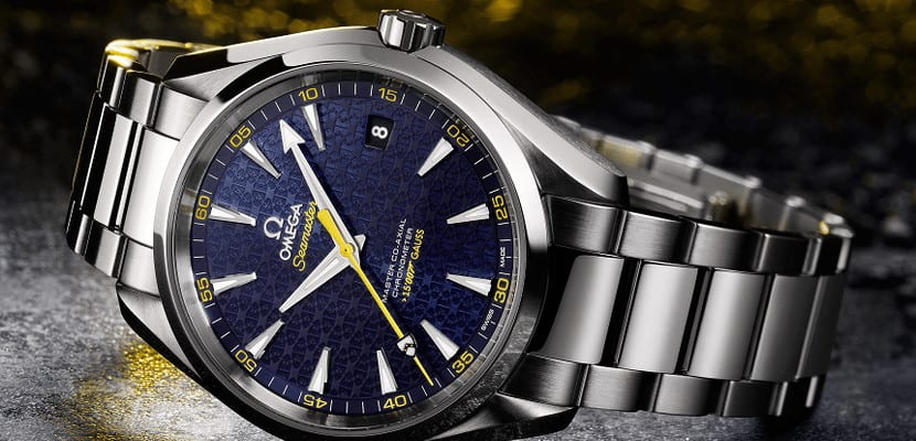 Seamaster Aqua Terra James Bond