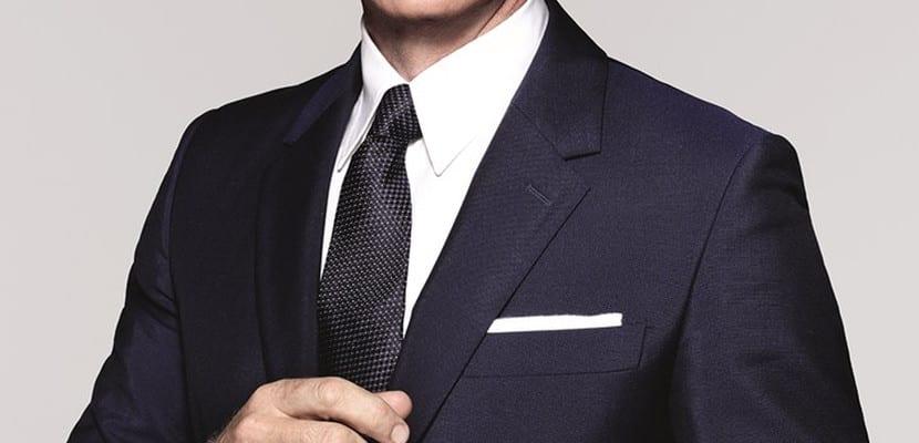 Corbata de James Bond