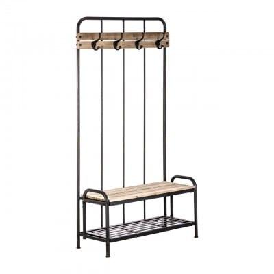 Ideas de muebles de recibidor para pisos peque os for Zapatero entrada casa