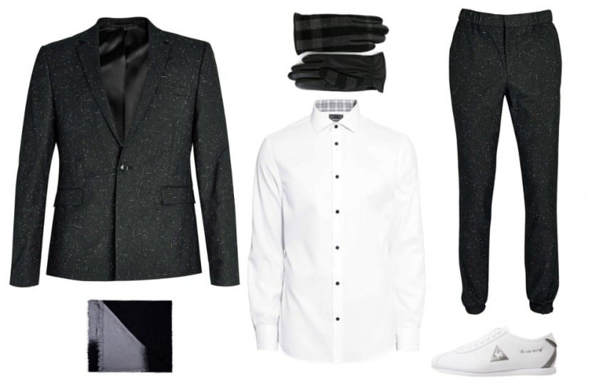 total look smart-casual