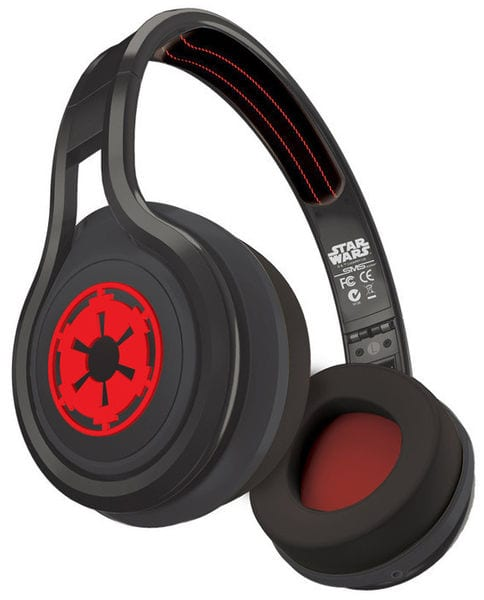 Auriculares de 'Star Wars'