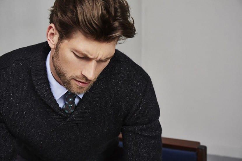 Cómo vestir casual-business en celebraciones navideñas