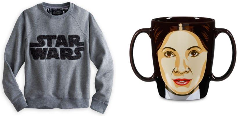 Sudadera y taza de 'Star Wars'
