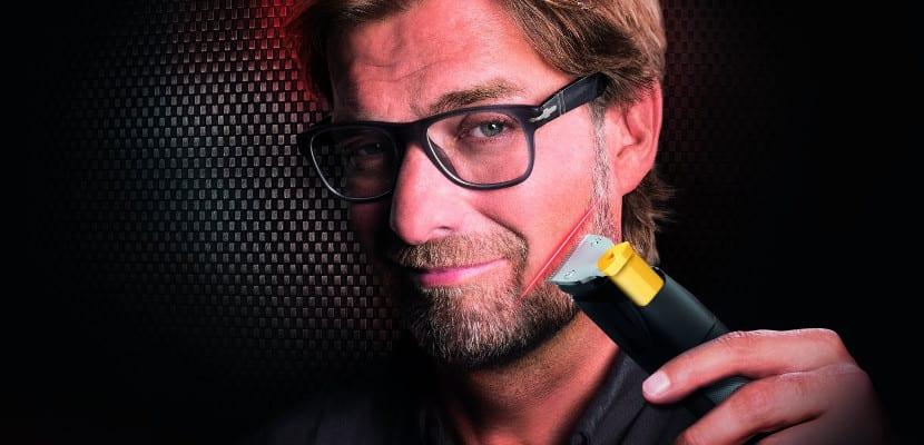 Barbero láser Serie 9000 de Philips