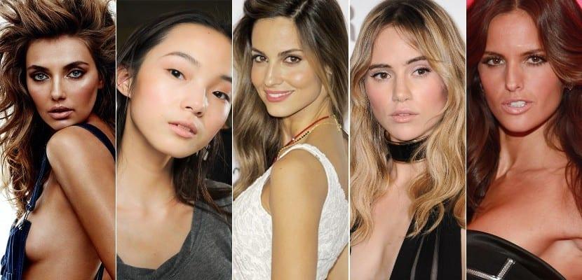 Top Models en Instagram