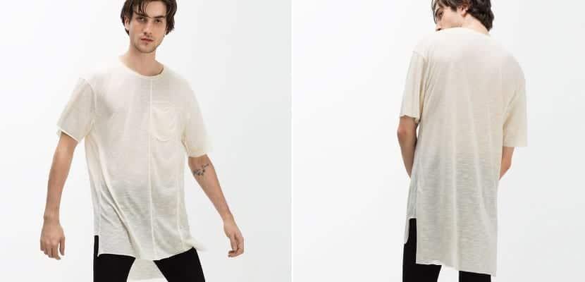 Camiseta Dark de Zara