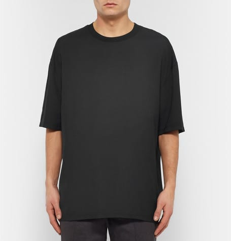 Camiseta oversize de Lanvin