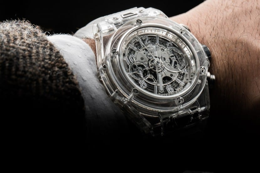 Reloj Hublot Big Bang Unico Sapphire
