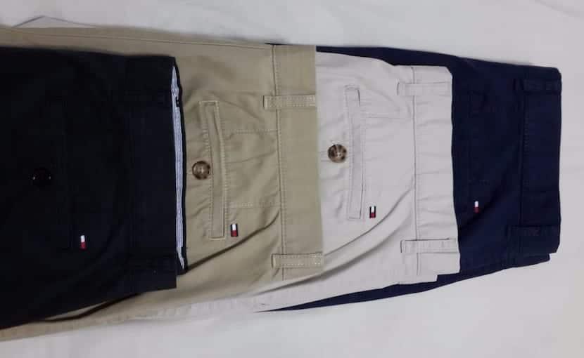 Pantalones casual