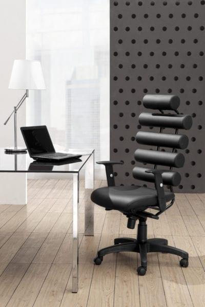 Silla de oficina moderna