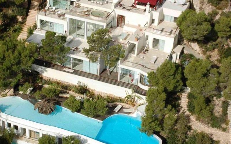 Villa Roca en Ibiza