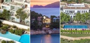 Villas de lujo en Mallorca e Ibiza