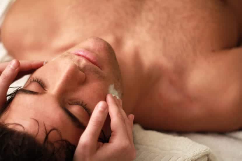 Exfoliación masculina