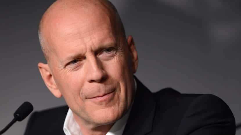 Bruce Willis es calvo