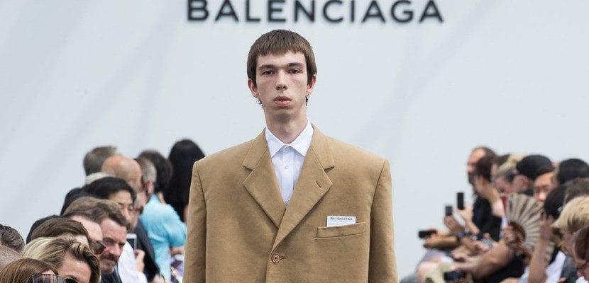 Balenciaga Primavera/Verano 2017