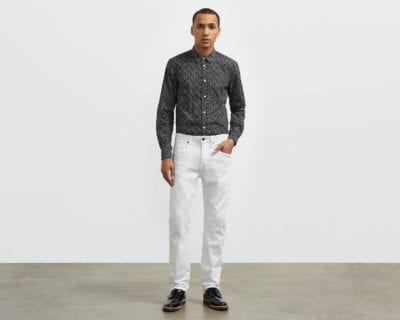 Pantalón Levi's blanco