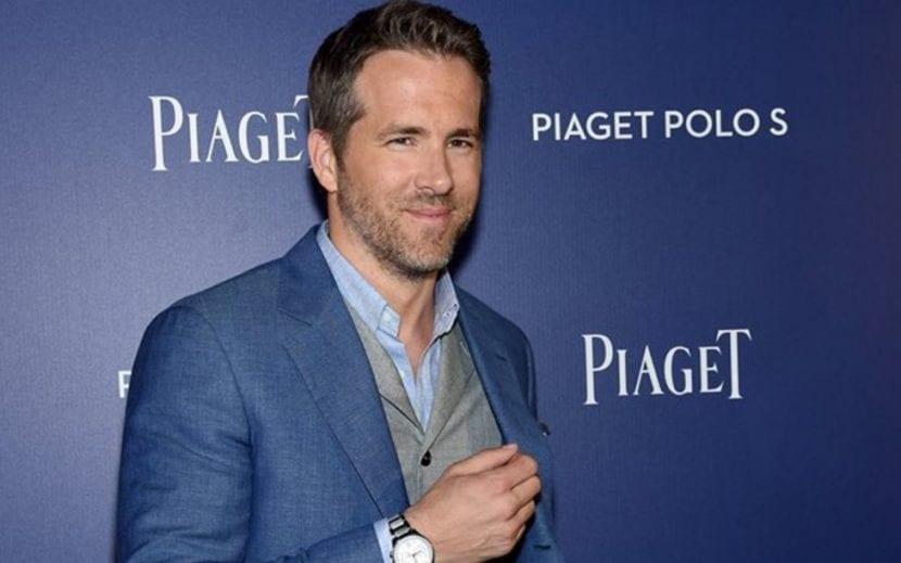 Ryan Reynolds look Piaget