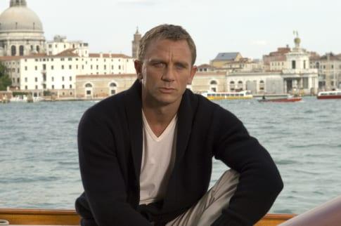 Daniel Craig en 'Casino Royale'