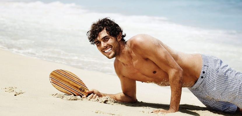 Palas de playa Frescobol Carioca