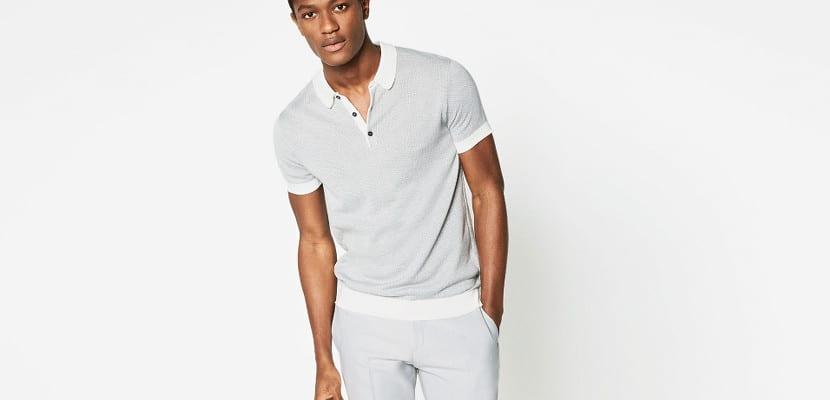Polo elegante de Zara