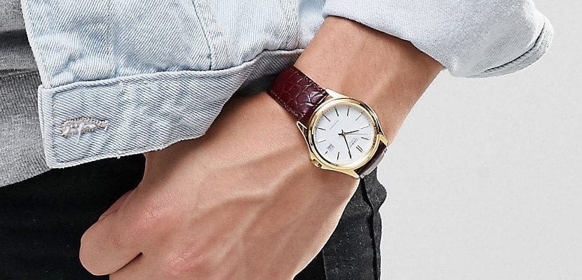 Reloj Casio de diseño clásico
