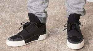 Zapatillas futuristas de Balenciaga