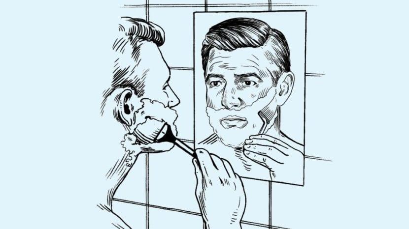Consejos afeitado de Mr Porter