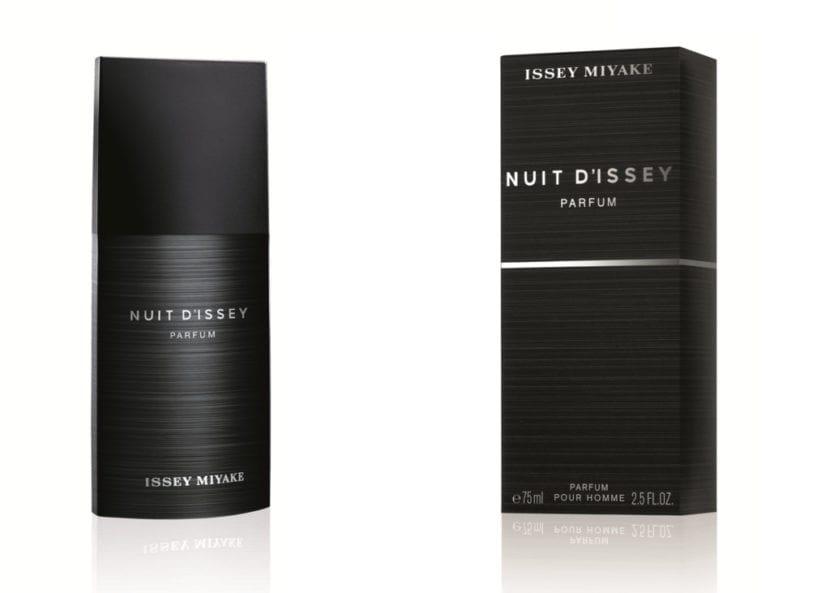 Nuit D'issey parfum Issey Miyake