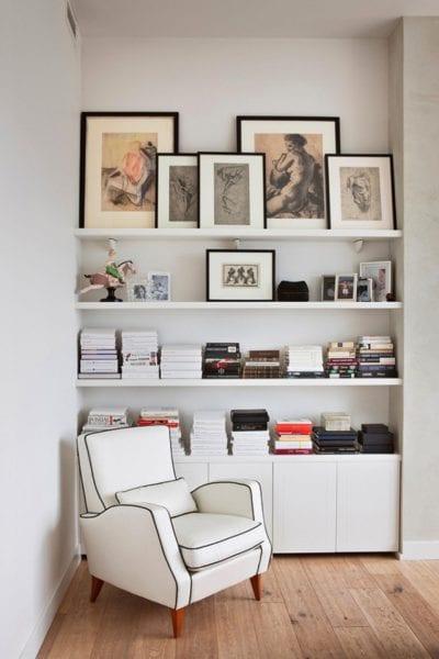 Librería moderna