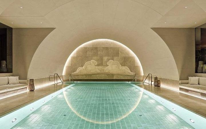 Arany Spa en Park Hyatt Vienna