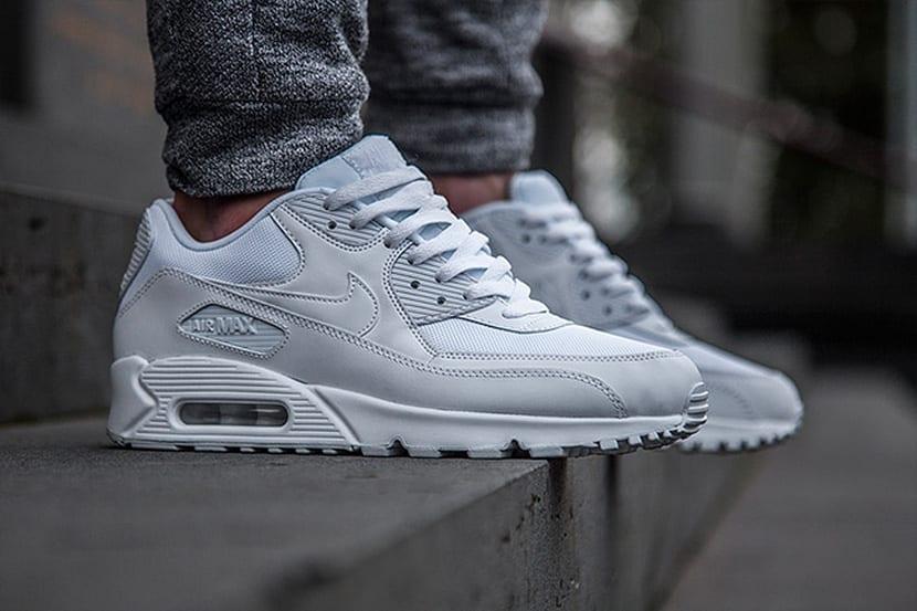 Nike Air Max 90 blanco