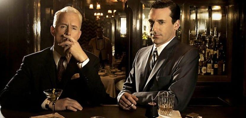 Tabaco en 'Mad Men'