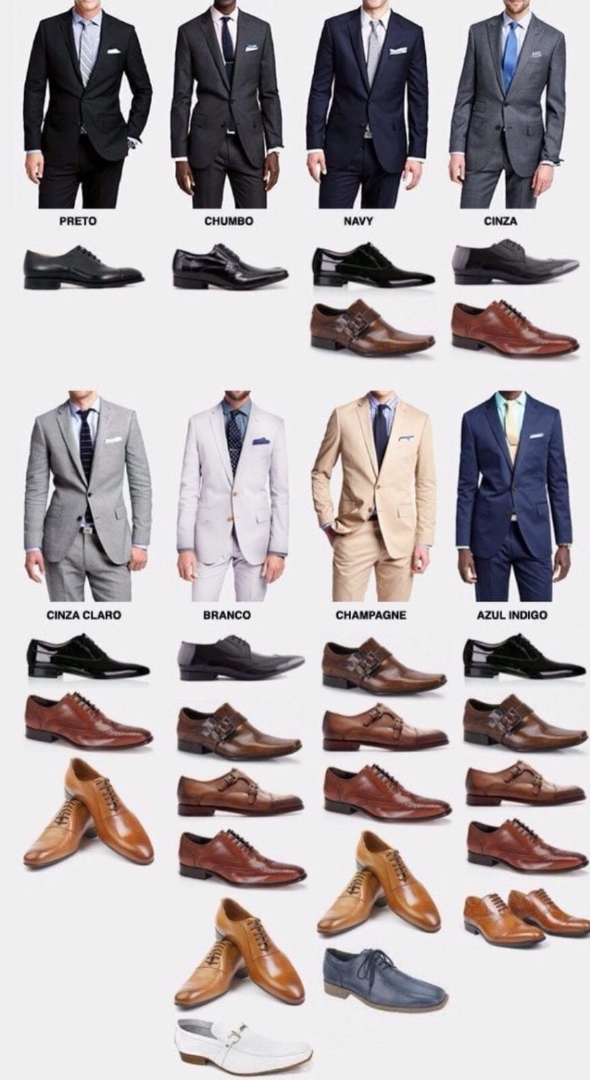 combinar-trajes-con-zapato