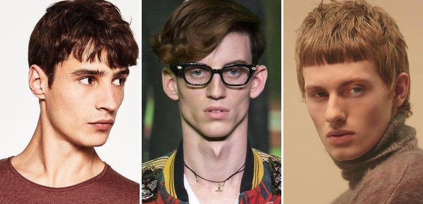 Nuestros peinados con flequillo para hombre favoritos - El mejor peinado del mundo para hombres ...