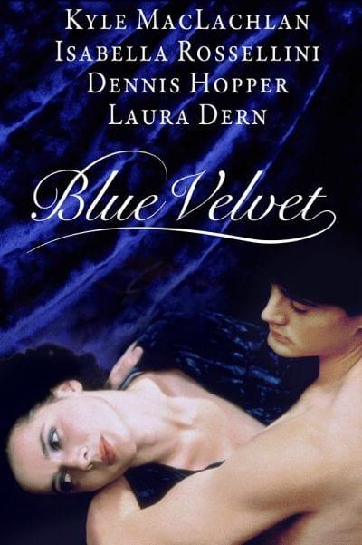 Cartel de 'Terciopelo azul'