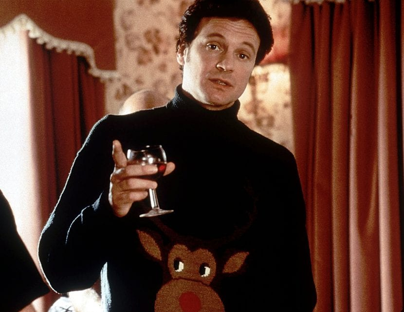 Colin Firth en 'El diario de Bridget Jones'